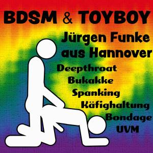 Gay BDSM Escort Jürgen Funke Hannover